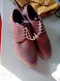 Image of leather shoes for sale, sizes 10 and 10.5