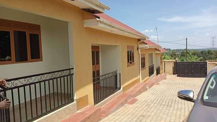 AMAIZING 2 BEDROOMED HOUSE FOR RENT IN KISASI AT 450K 0