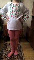 вишиванка сорочечка дитяча дівчинці