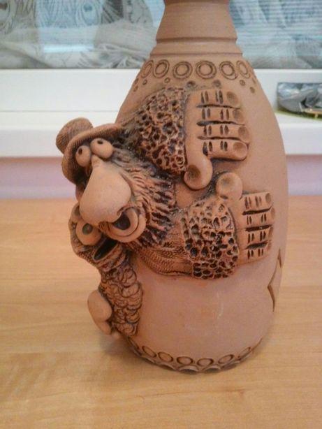 Бутилка керамічна Полтава - изображение 4
