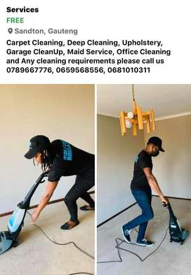 Carpet Cleaning R500