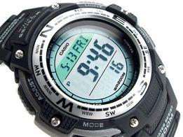 ОРИГИНАЛ | НОВЫЕ: Мужские часы Casio SGW-100-1VEF | Компас. ГАРАНТИЯ!