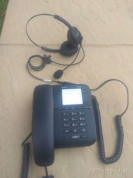 Phone with headset for sale Benoni JHB