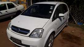 stripping opel meriva 1.6
