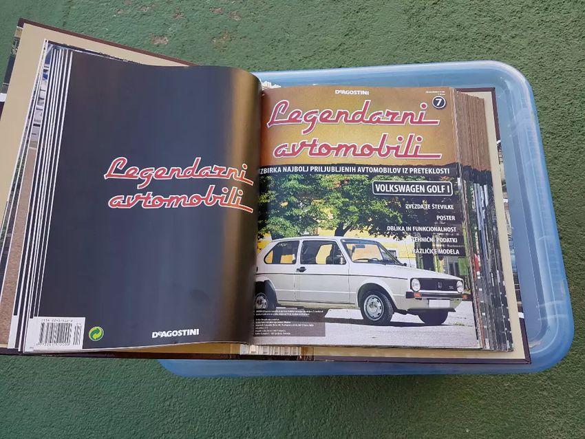 DeAgostini Legendarni avtomobili 0