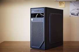 Core I7 7700 Fortnite Gaming PC with RX570,SSD and 16gigs RAM AKA THE