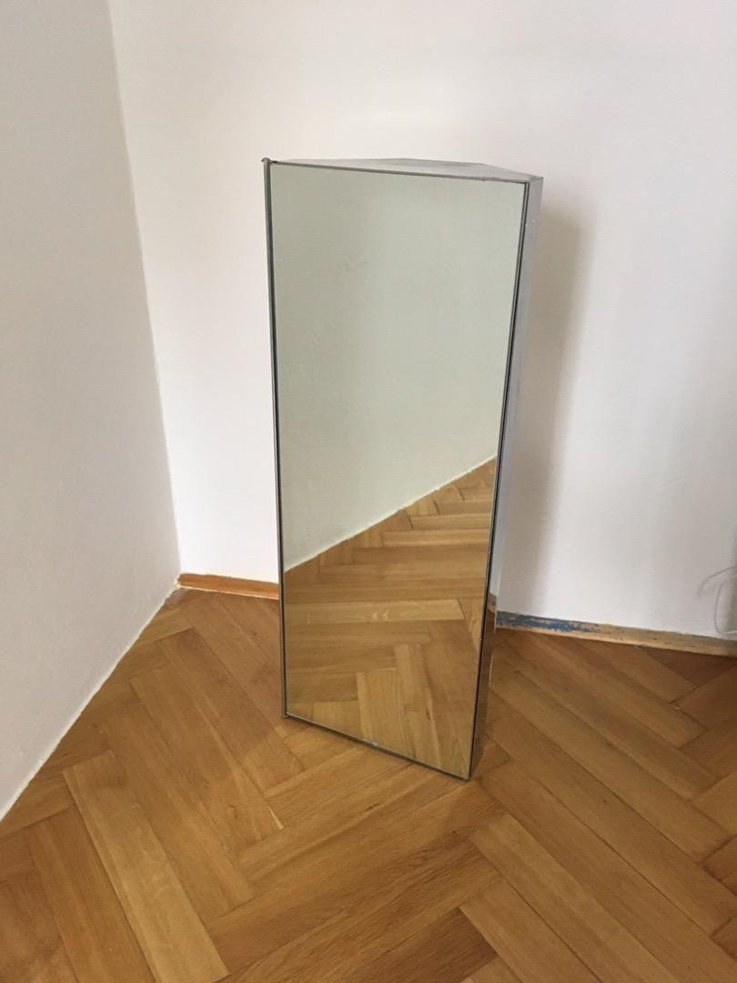 Rohová koupelnová skříňka ikea 30x78x17 0