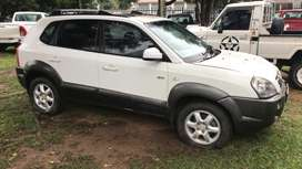 Hyundai Tucson Auto 4x4 diesel(bad engine)