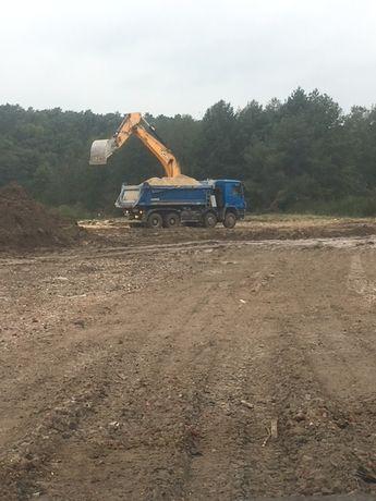 Roboty ziemne wykopy stawy nasypy rozbiórki stabilizacja nawierzchnie Września - image 4