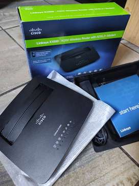 Cisco Wifi Router