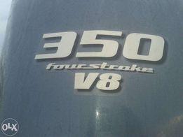 Лодочный мотор Yamaha 350 л.с. 2014 года.Четырёхтактный.