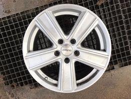 """Felgi Dezent 17"""" (5szt.) Audi, VW, Skoda"""