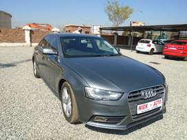 2013 AUDI A4 1.8T with 99000KM