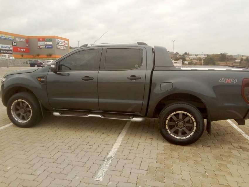 Wildtrak Ford Ranger 3,2 tdci 4 x 4 double cab 0