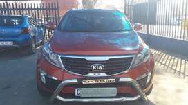 Kia Sportage 2.0 Executive FSH