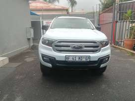 2018 Ford Everest 2.2 XLT