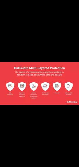 Bullguard Internet security.
