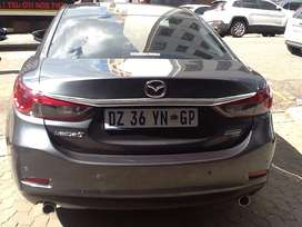 Mazda 6 is available now for sale
