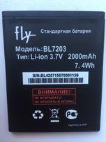 Батарейка-аккумулятор на тел Fly
