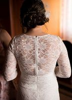 Suknia ślubna ecru 38 cena