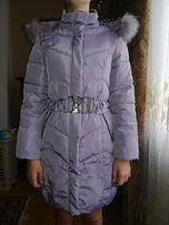 Зимний пуховик (пальто)