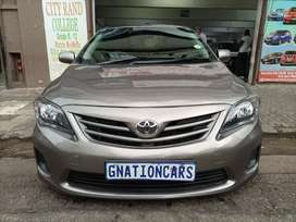 Toyota corolla quest 1.6 manual 2016 model for SELL