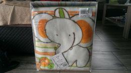 NOWY Koc MORA Baby chic 110x140