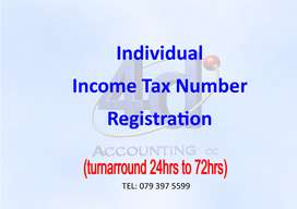 Income Tax Registrations