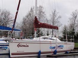 Czarter Jachtu Phila 880 na Mazurach Węgorzewo