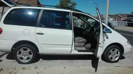 VR6 2.8 Engine Sharan 7 leather seater  Full House