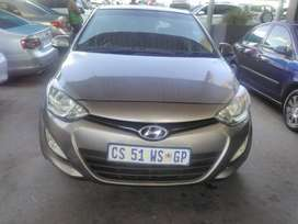 Hyundai i20 1.4 Manual