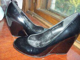 Туфли лаковые р.38