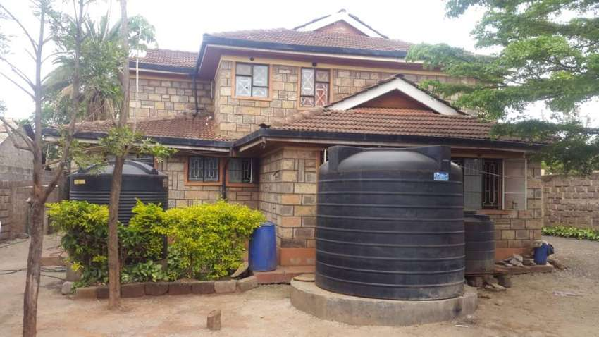 SINGLE FAMILY HOME FOR SALE IN AT KAMITI ROAD 0