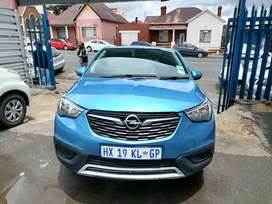 2016 Opel crossland x 1.2 with a Service book