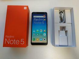 Xiaomi Redmi Note 5 4/64 глобальная версия + защитное стекло + чехол