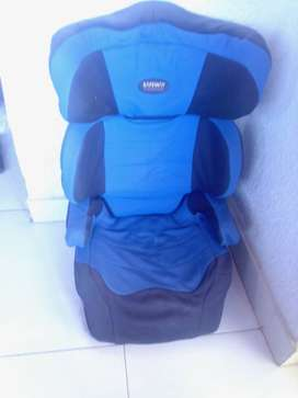 Car seat Safeway Nomad For Children from 15 to 36kg .