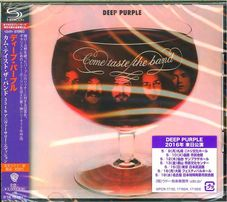 2xSHM-CD_Deep Purple - Come Taste The Band /2016 JAPAN Edit 35th Ann/