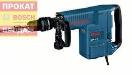Отбойный молоток Bosch GSH 11 E SDS-max, GSH 501 5 CE 16-30 прокат