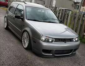 Golf 4 Front Lips