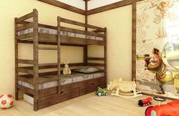 Двухъярусная Кровать Трансформер Соня