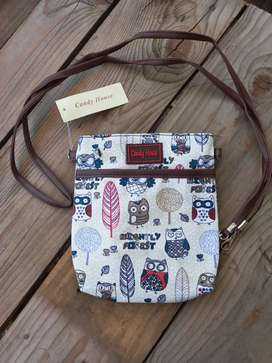 Candy House sling bags