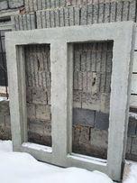 Ramy Betonowe, nagrobne, nisze urnowe, betonowe