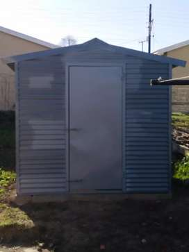 Portable Garden metal shed