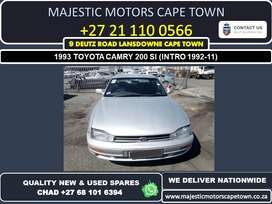 Toyota Camry used spares for sale