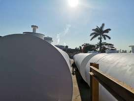 ABOVE GROUND TANKS FOR SALE