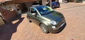 2011 Fiat 500 1.4 by DIESEL 3dr convertible (Limited ed)