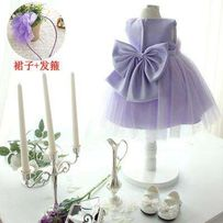 красивое платье на маленькую принцессу