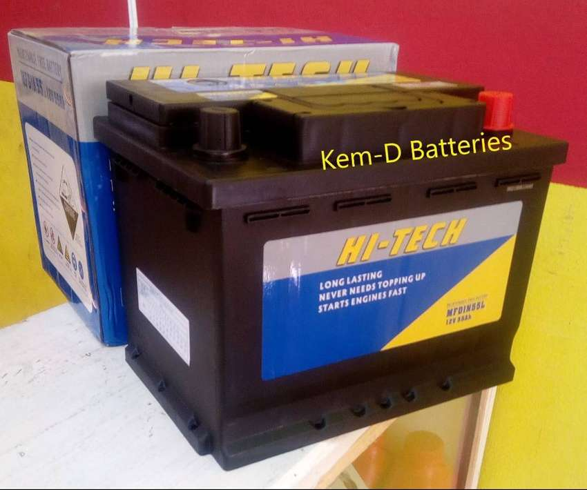 13 plates car batteries/Hi Tech Battery/Free door step delivery 0