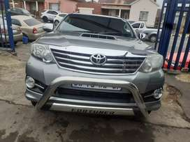 2015 Toyota Fortuner (3.0) (D4D) (4X4) Automatic