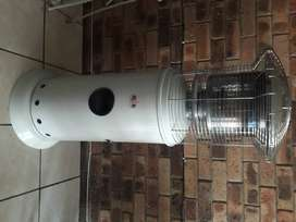 Alva Patio Gas Heater-gas bottle not included.